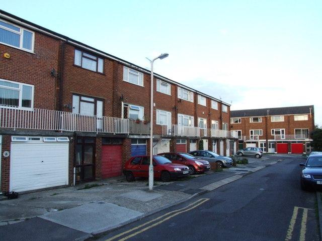 Collington Close, Northfleet