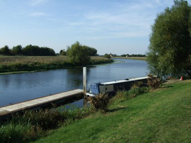 River Witham at Dogdyke