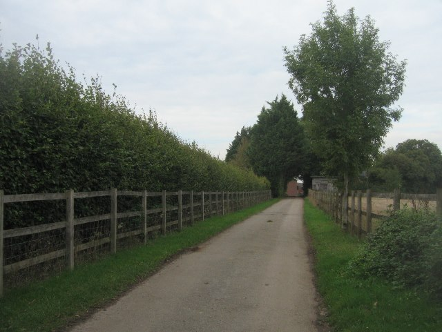 Access to Balstone Farm