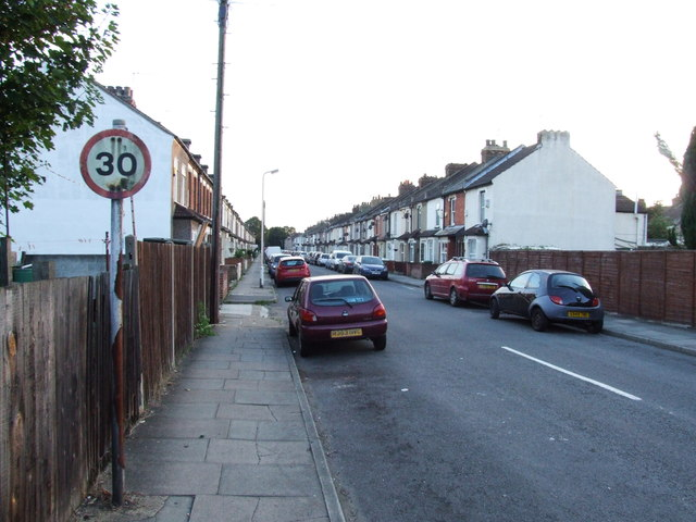Gordon Road, Northfleet