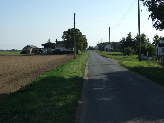 Old Fen Lane