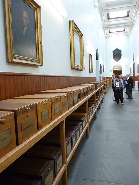 Box Corridor