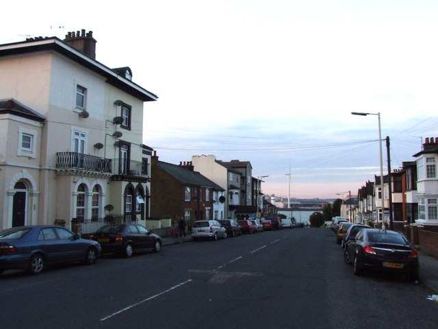 Burch Road, Rosherville