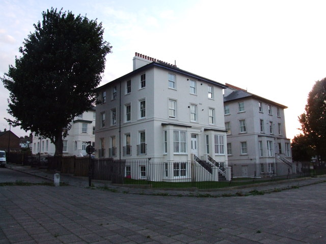 Lansdowne Square, Rosherville