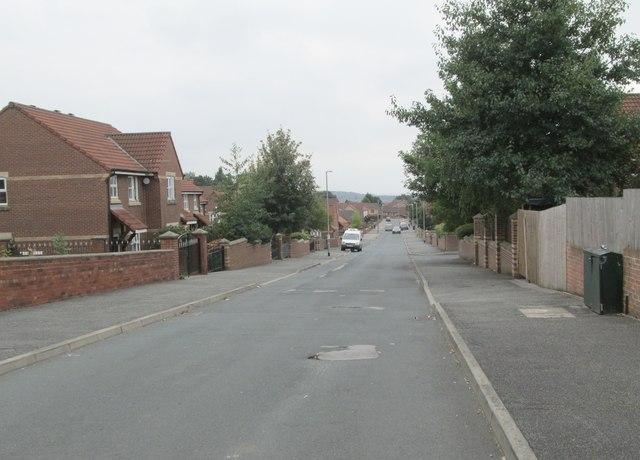 Roberts Avenue - Kimberley Road