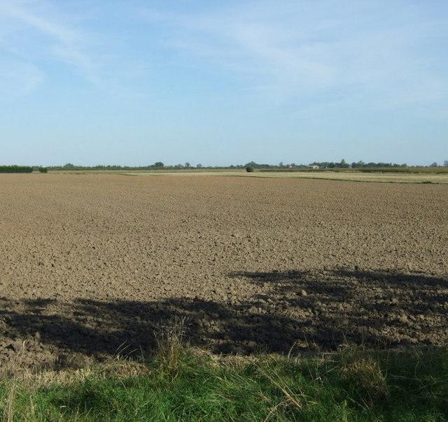Farmland near Champion Farm