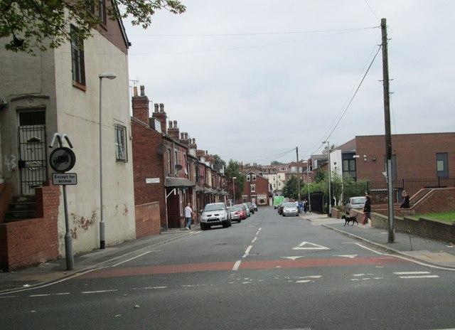Bellbrooke Avenue - Coldcotes Avernue