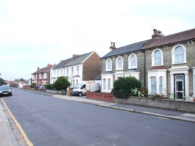 St. James's Road, Gravesend