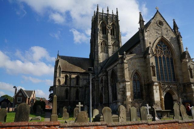 St Augustine's Church, Hedon