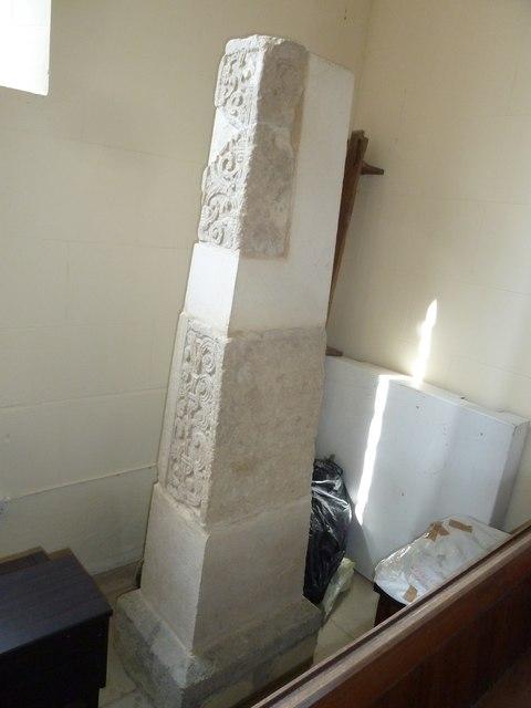 St Andrew, Todber: obelisk