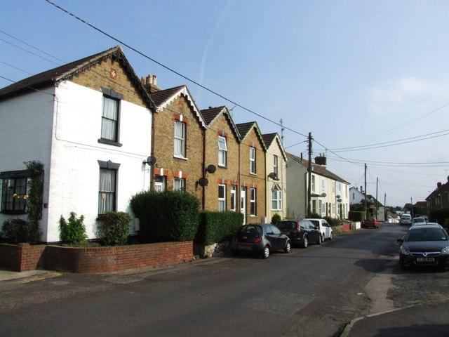 The Street, Oare