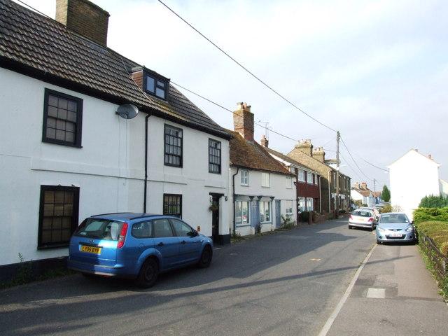 Church Road, Oare