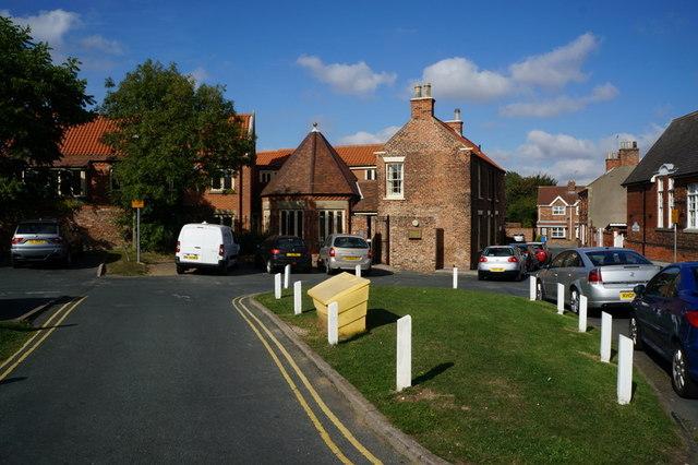 Market Hill, Hedon, East Yorkshire