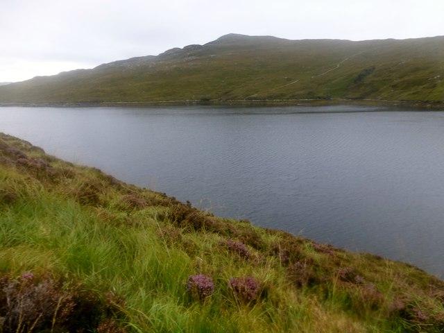 View Across Ceann Loch Shealg