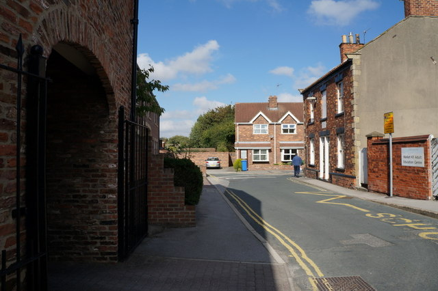 Market Hill, Hedon, East Yorkshire