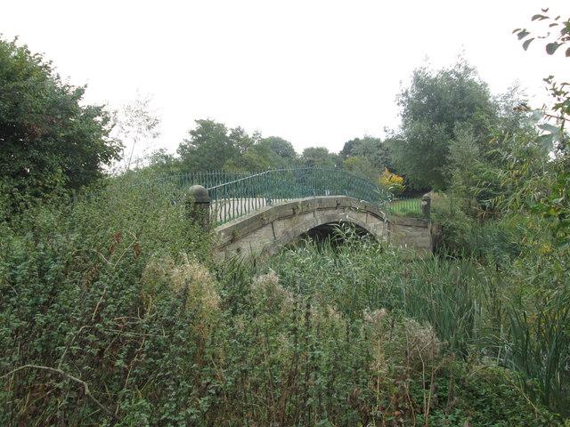 Palladian Bridge, Cannon Hall Park