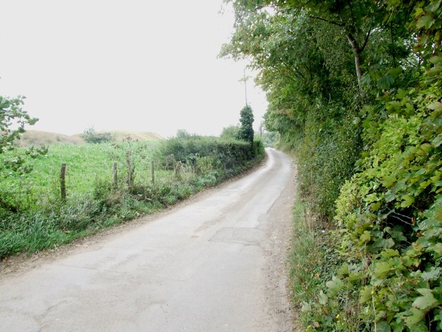 Ham Road, near Faversham
