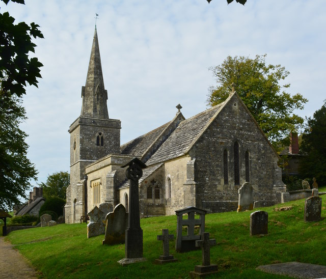 The Church of St. Michael and All Angels, Littlebredy, Dorset