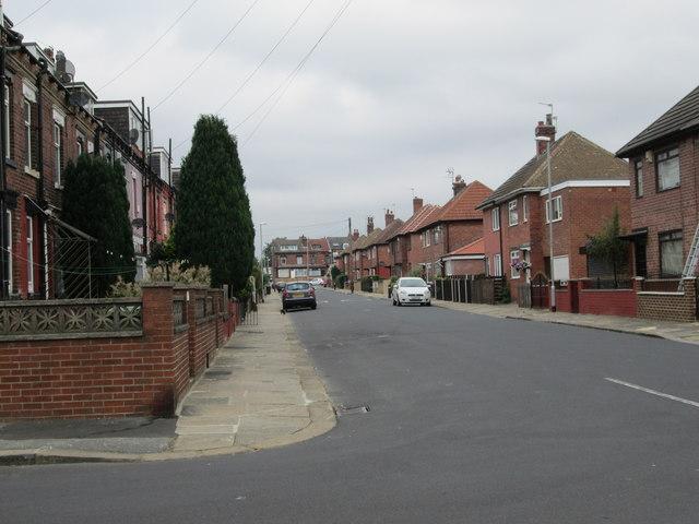 Trafford Grove - Seaforth Road