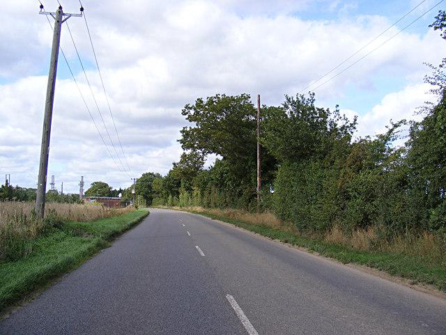 Reepham Road, Drayton