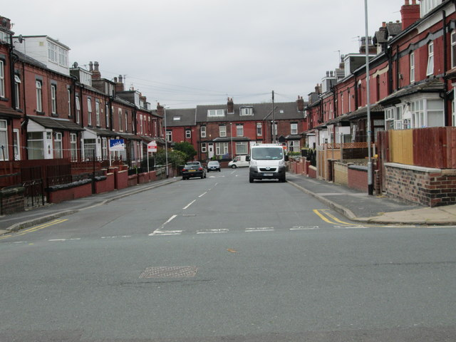 Strathmore Street - Seaforth Road