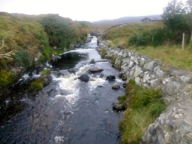 Loch Eisgean River