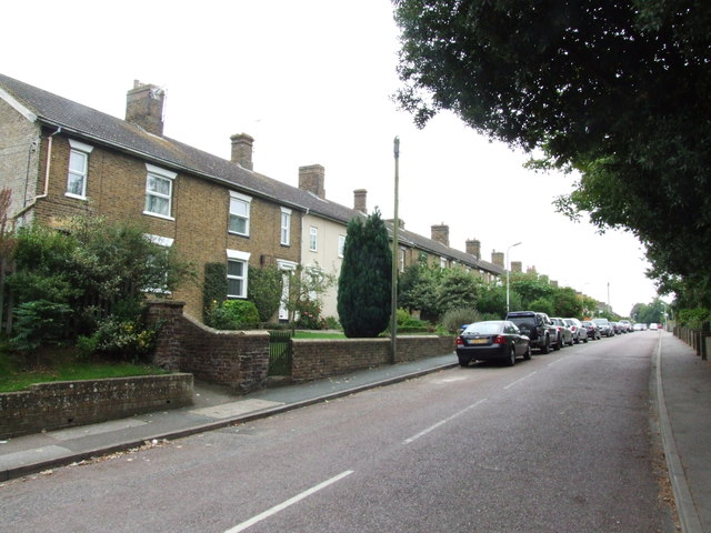Priory Row, Davington