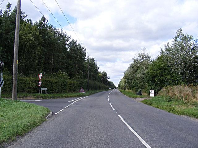 Reepham Road, Thorpe Marriot