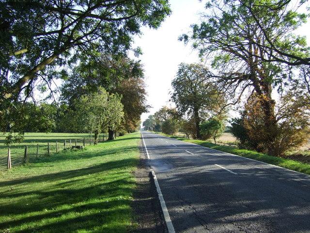 Main Road (B1192)