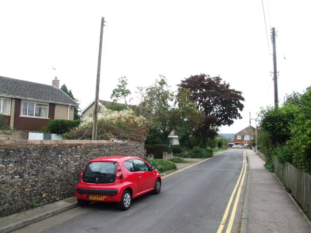 Priory Road, Davington
