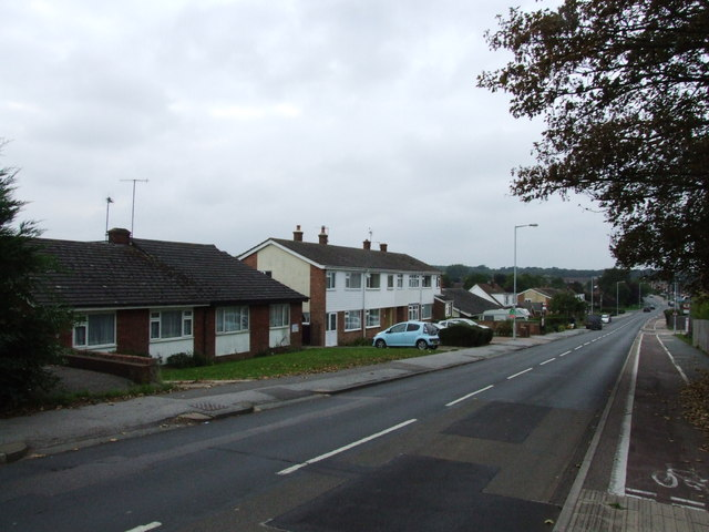Bysing Wood Road, Davington