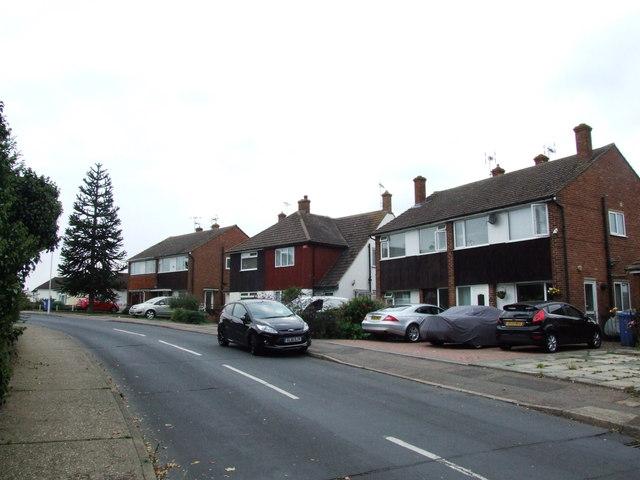 Old Gate Road, Davington