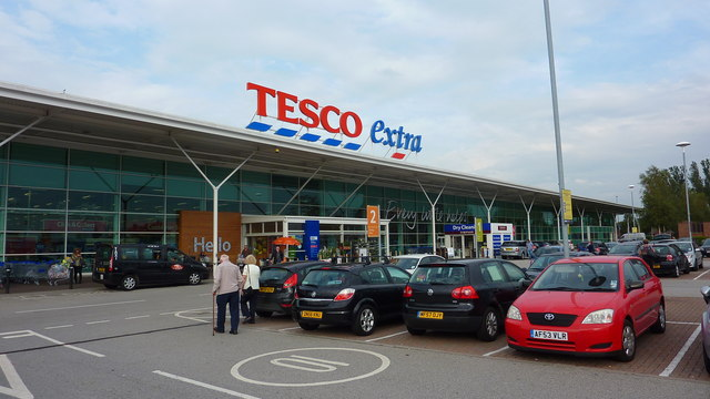 Tesco Extra Warrington