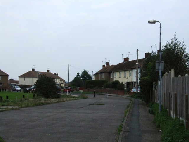Reedland Crescent, Faversham