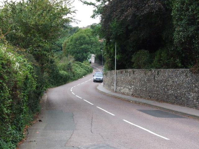 Davington Hill, Davington