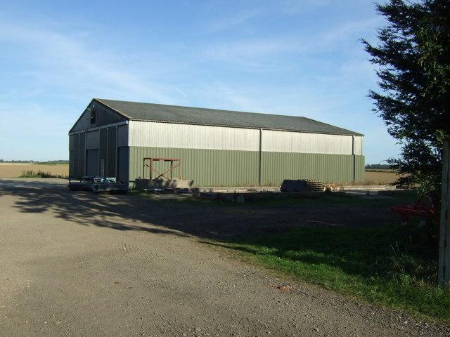 Farm building, Gee's Farm
