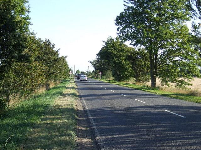 Langrick Road (B1192)