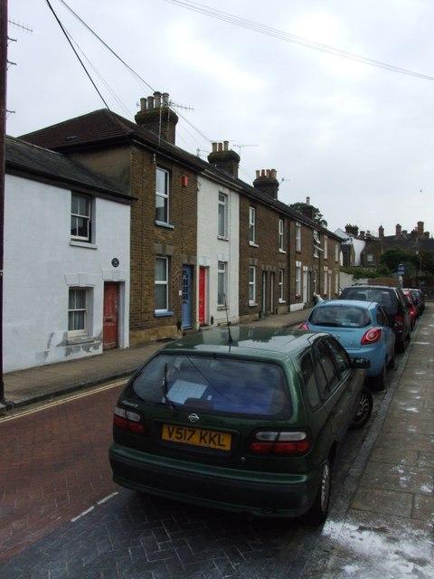 Caslocke Street, Faversham