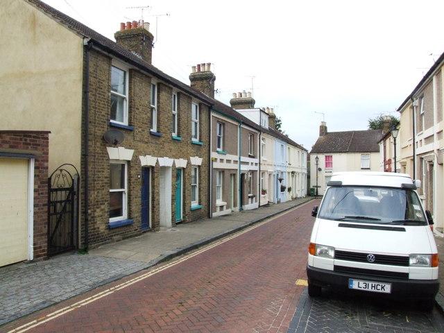 Beckett Street, Faversham