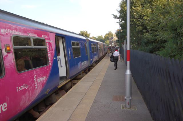 Headingley Railway Station