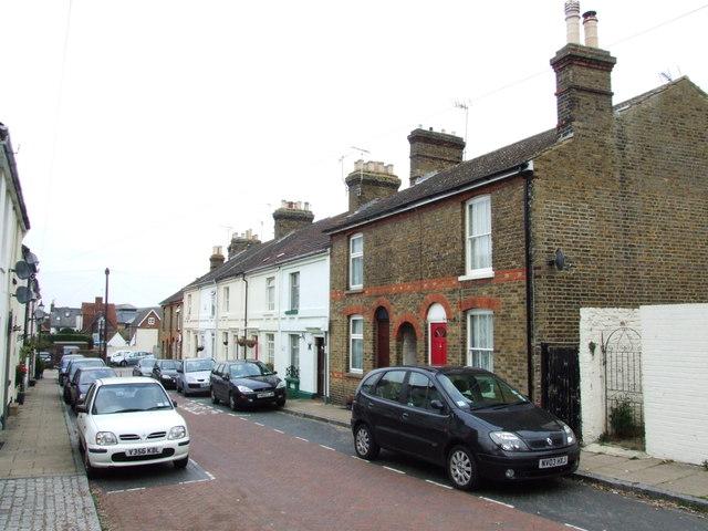 Mendfield Street, Faversham