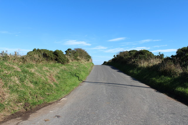 Road to Stranraer near Auchtralure