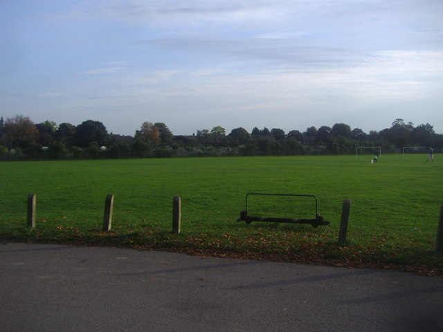 King George's Field, Ham