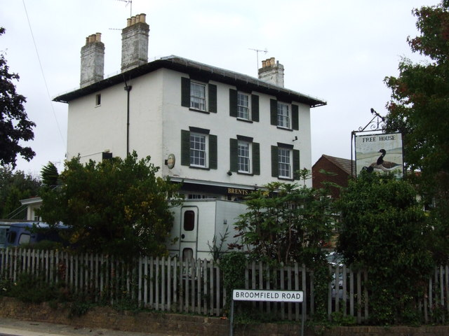 Brents Tavern, Faversham
