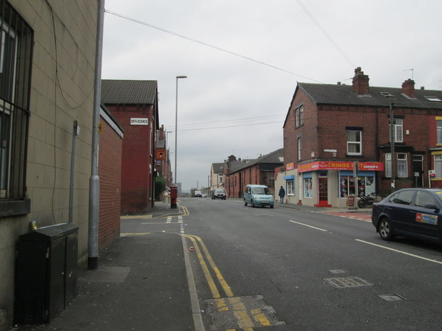 Ashley Road - Harehills Lane