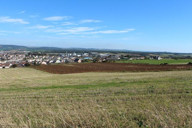 Farmland near Ochtrelure
