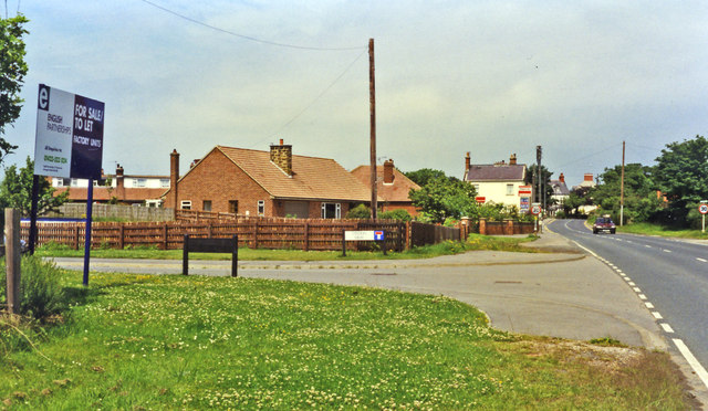 Site of Hinderwell station, 1997