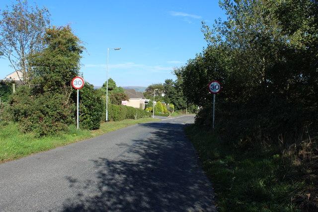 Speed Limit, Stranraer