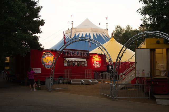 Circus, Alexandra Park