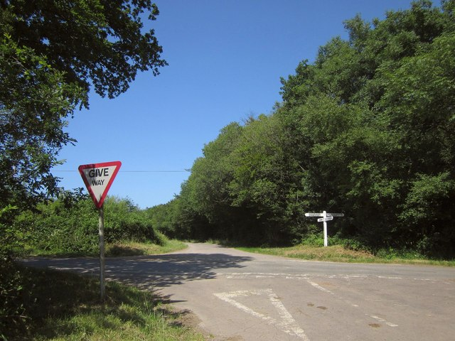 Affeton Moor Cross